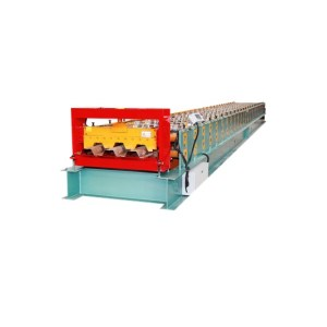 Deck Floor Roll Forming Machinery