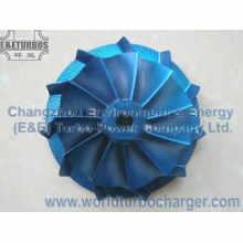 GT3071R Billet/MFS /Milled Aluminum Compressor Wheel