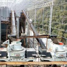 China Sand Making Machine for Granite Processing Plant Capacity 1000 Tph