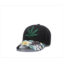Printed skateboard cap cap cap embroidered baseball cap