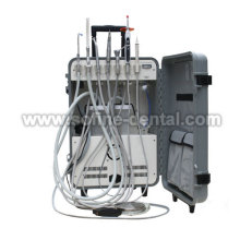 Easily Transported Portable Dental Unit