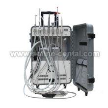 Facilmente transportados equipo odontológico portátil