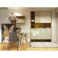 Customized Entrance Cabinet and Dining Set