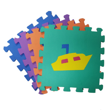 Traffic Puzzle Mat Play Puzzle Mat