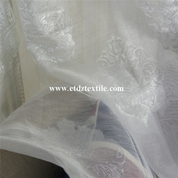100% Polyester Voile Fabric