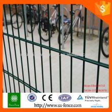 Двойной проволочный забор из сетки \ двойные проволочные сетчатые заборы (Anping shunxing factory)