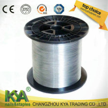 Galvanizado de alta carbono Brush-Making Wire