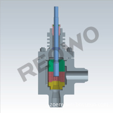 10M Series control valve (unbalanced trim)