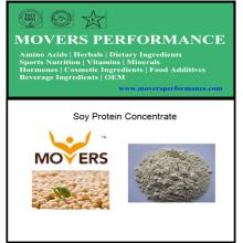 Alta calidad con el mejor precio: Concentrado de la proteína de soja