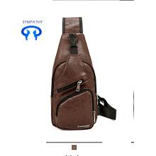Slanting satchel casual Fanny pack men
