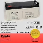 12V120ah Solar Energy Storage Battery/Gel Battery (ISO, CE, UL, RoHS)