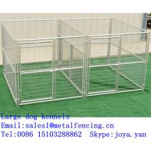 Animal security fence kennels metal panels dog kennels cheap dog kennels large dog kennels