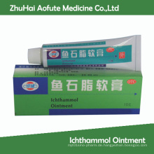 Ichthammol Salbe OTC Medicial Salbe