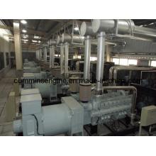 Силовые бесщеточные генераторы переменного тока 10500 В переменного тока (6304-4 1500 кВт / 750 об / мин)