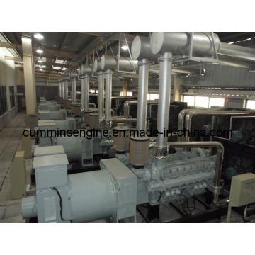 10500V AC Sychronous Brushless Alternators (6304-4 1500kw/750rpm)