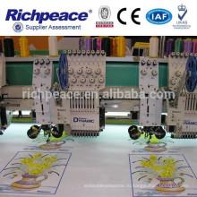 Компьютеризированная многофункциональная вышивальная машина для плоской намотки Cording Sequin