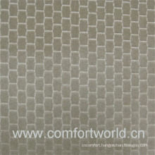 Poly Jacquard Fabric