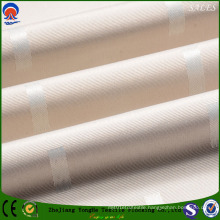 Jacquard Polyester Flame-Resistant Coating Flocking Blind Curtain Fabric with Superb quality