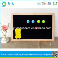 Holz Material und Zeichnung Board Message Board