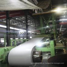 A cor revestiu o aço galvanizado Prepainted bobina PPGI para o material de construção