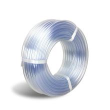Tubo transparente de PVC de pequeños diámetros para filtro de cerveza