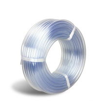 Lightweight Flexible Vinyl Clear PVC Tubing For Water Distillation Lines
