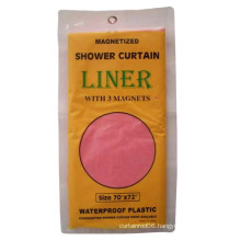 Shower Liner (SJYL-69-1) , Shower Curtain Liner, Bathroom Curtain Liner, Curtain Liner