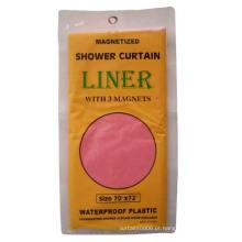 Forro de chuveiro (SJYL-69-1), Forro de cortina de chuveiro, Forro de cortina de banheiro, Revestimento de cortina