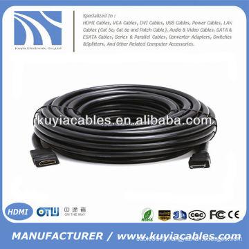 Câble d'extension HDMI haute qualité 15FT M à F 5M