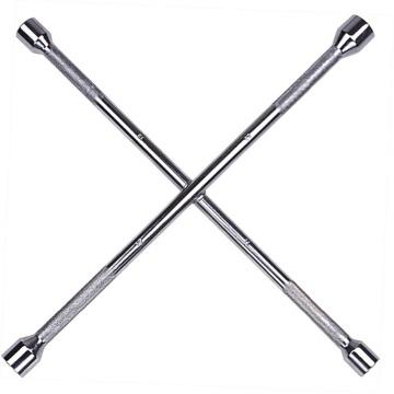 Крест Обод Ключ Полностью Полированная Накатка Ручки