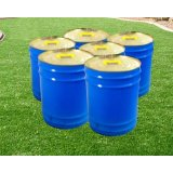 High Solid Content 15 Kg / Barrel Non Water Based Artificial Grass Glue For Glue Water