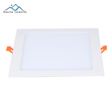 Panneau lumineux led carré blanc froid, blanc chaud, blanc naturel 600x600
