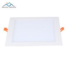 Branco fresco, branco quente, quadrado branco natural levou painel de luz 600x600