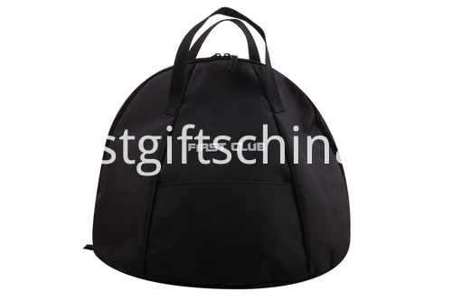 Promotional Custom Helmet Bags w Front Pocket
