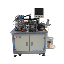 New Coil Winding and Spot Welding Machine
