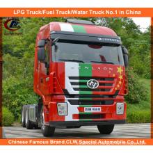 Heavy Duty Hongyan Genlyon 6*4 Iveco Prime Mover 10wheel Iveco Tractor Truck Iveco Tractor Head