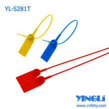 Tamper Evident Plastic Seals for Container and Transportation (YL-S281T)
