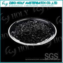 Black Master Batch para moldeo, extrusión, hoja, plástico