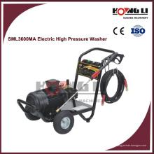 Preços da máquina de lavar da pressão do hihg elétrico / arruela de alta pressão do poder