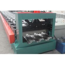 Rolo da plataforma de piso de metal dá forma à máquina