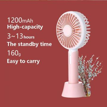 Camping Traveling Portable Mini Rechargeable Usb Fan