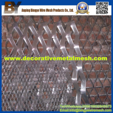 Aluminum Outdoor Furniture Expanded Metal Mesh