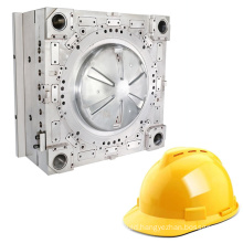 manufacturer professional custom moulds safety helmet plastic mold injection service