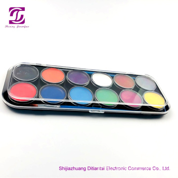 Make Up Face Body Peintures Kits Enfants Palette