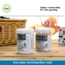 Promotional Wooden Stick Cotton Buds