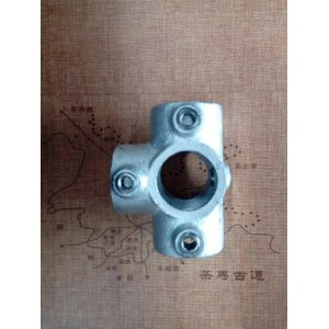 malleable iron kee pipe clamp fitting