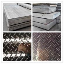 Tôle d'aluminium de taille standard 6061