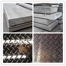 Folha de alumínio de tamanho padrão 6061
