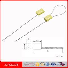 Jccs-308adjustable sello de seguridad para la seguridad