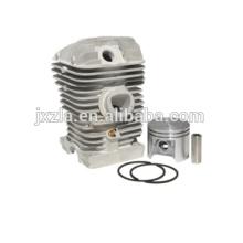 Cylindrée en aluminium des pièces cylindriques cylindres personnalisés